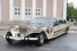 Аренда ретро лимузина Excalibur Phantom