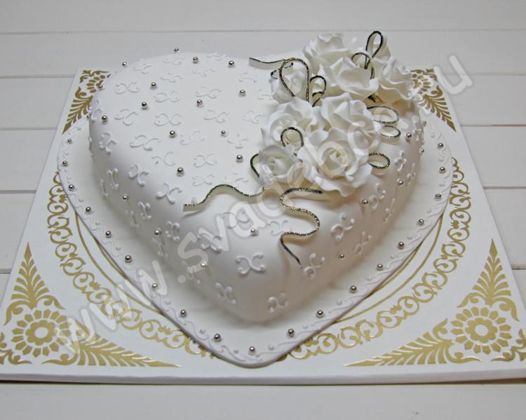 картинки тортов на венчание лечение