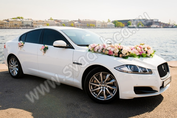 Аренда автомобиля Jaguar XJ Long (white)